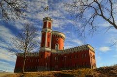 Fortaleza sueca Fotografía de archivo