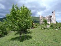 Fortaleza velha Foto de Stock Royalty Free