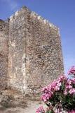 Fortaleza veneciana de Frangokastello crete imagen de archivo