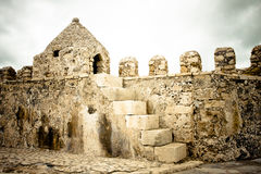 Fortaleza Venetian de Koules Imagem de Stock