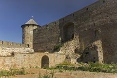 Fortaleza vieja en la Europa Fotos de archivo libres de regalías