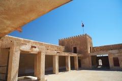 Fortaleza Zubara Fotografía de archivo libre de regalías