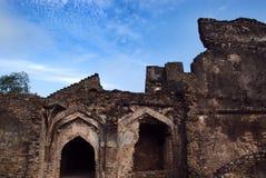 Fortalezas antiguas de la India Foto de archivo libre de regalías