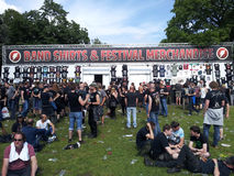 Fortarock 2014 Stock Photos