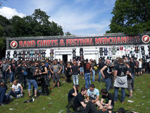 Fortarock 2014 Royalty Free Stock Image