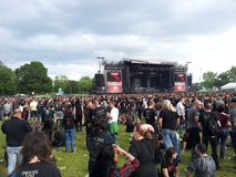 Fortarock 2014 Royalty Free Stock Images