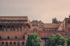 Forte ambarino em Jaipur fotos de stock