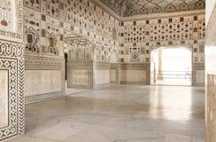 Forte ambarino em Jaipur Foto de Stock