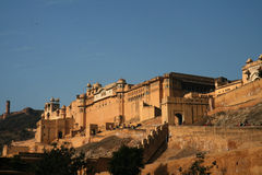 Forte ambarino, Jaipur, India Foto de Stock