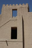 Forte bonito de Bahla, Omã Imagens de Stock Royalty Free