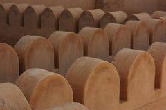 Forte bonito de Nizwa, Omã Imagem de Stock Royalty Free