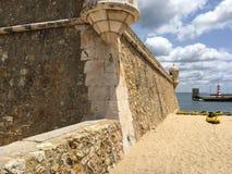 Forte da Ponta da Bandeira Stock Photography