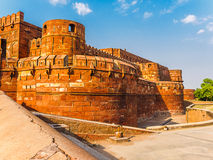 Forte de Agra Foto de Stock