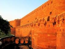 Forte de Agra Fotografia de Stock Royalty Free