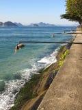 Forte de Copacabana Foto de Stock