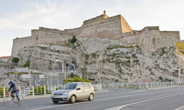 Forte de Entrecasteaux, Marselha imagens de stock