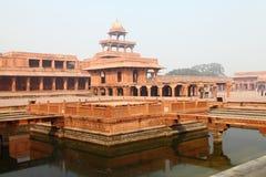 Forte de Fatehpursikri em Agra Fotografia de Stock Royalty Free