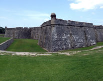 Forte de Florida Fotografia de Stock
