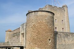 Forte de Fouras-les-Bains (França) Foto de Stock Royalty Free