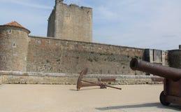Forte de Fouras-les-Bains (França) Fotografia de Stock