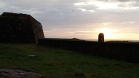 Forte de Galle Foto de Stock Royalty Free