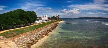 Forte de Galle - Sri Lanka Imagens de Stock Royalty Free