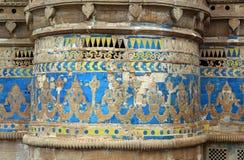 Forte de Gwalior, perto de Agra, India Fotos de Stock