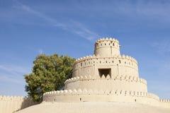 Forte de Jahili do Al em Al Ain, UAE Imagens de Stock Royalty Free