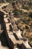 Forte de Kumbhalgarh Imagem de Stock Royalty Free