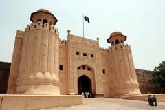 Forte de Lahore fotos de stock