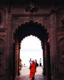 Forte de Maheshwar foto de stock royalty free