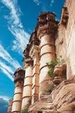Forte de Meharangarh Fotografia de Stock