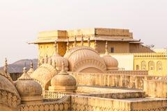 Forte de Nahargah, Jaipur, Rajasthan, Índia Fotografia de Stock