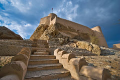 Forte de Nakhal Foto de Stock