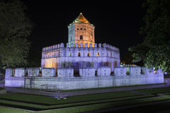 Forte de Phra Sumen Imagens de Stock