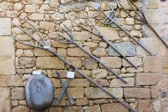 Forte de Reignac de Maison photo stock