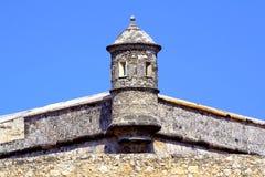 Forte de San Miguel mim Imagem de Stock