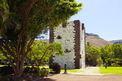 Forte de Torre del Conde, San Sebastian Foto de Stock