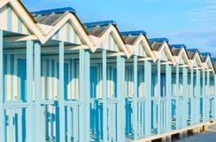 Forte dei Marmi -Strand, Versilia lizenzfreie stockfotos