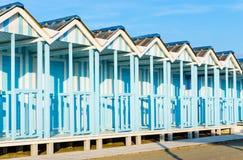 Forte dei Marmi -Strand, Versilia lizenzfreies stockbild
