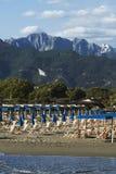 Forte dei Marmi, Versilia Royalty Free Stock Images