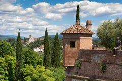 Forte Di Belvedere, Italië royalty-vrije stock fotografie