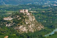 Forte di Rivoli -维罗纳意大利 图库摄影