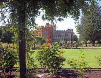 Forte do castelo de Whitstable Foto de Stock Royalty Free