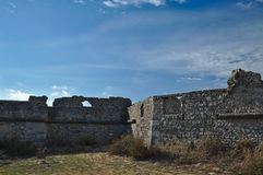 Forte do Rato in Tavira Stock Photo