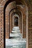 Forte em Tortugas seco Foto de Stock