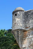 Forte medieval Foto de Stock