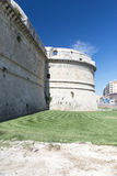 Forte Michelangelo in Civitavecchia, Italy Royalty Free Stock Image