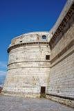 Forte Michelangelo at Civitavecchia Royalty Free Stock Photos