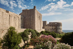 Forte Minceta, Dubrovnik Imagens de Stock Royalty Free